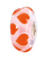 Trollbeads | Orange Love Symphony Glass Beads | Lyst