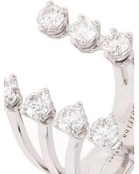 Delfina Delettrez White-Diamond & White-Gold Ring