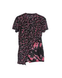 Proenza Schouler - Black T-shirt - Lyst