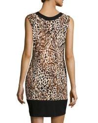 Cosabella - Brown Sapna Sleeveless Dress/nightgown - Lyst