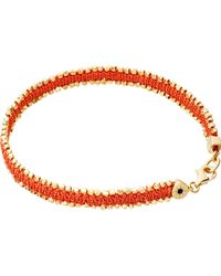 Astley Clarke | Red Nugget Bracelet - For Women | Lyst