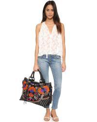 Cleobella | Multicolor Salisbury Weekender - Floral | Lyst