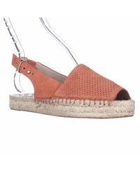 French Connection Natural Lucya Slingback Espadrille Sandals