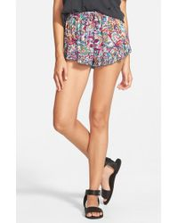 Volcom | Multicolor 'in My Eyes' Shorts | Lyst