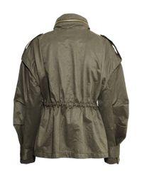H&M Natural Cargo Jacket