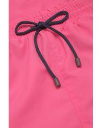 BOSS Pink 'mooneye' | Quick Dry Swim Trunks for men