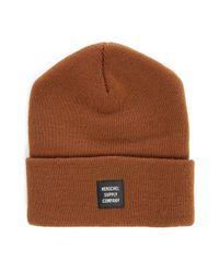 Herschel Supply Co. | Brown Tobacco Abbott Hat for Men | Lyst