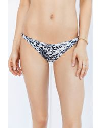 Out From Under - Black Jane Cotton Bikini - Lyst