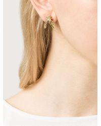 Alexis Bittar - Metallic Iridescent Bee Stud Earrings - Lyst
