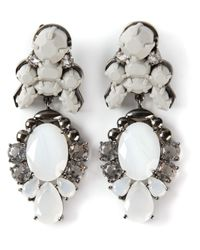 EK Thongprasert | Gray Ballone Earrings | Lyst