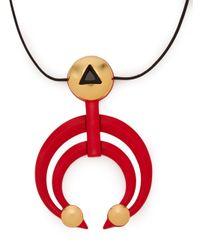 Ambush - Red Pendant Necklace for Men - Lyst