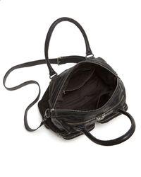 Liebeskind Black Satchel - Adrienne Vintage