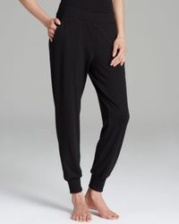 Eileen Fisher Black Slouchy Pants