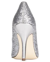 Style & Co. - Metallic Style&co. Pyxie Evening Pumps, Only At Macy's - Lyst