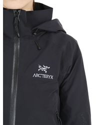Arc'teryx - Black Beta Ar Hoody Gore-tex Hardshell Jacket - Lyst