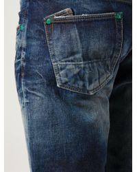 PRPS Noir Blue Rambler Jeans for men