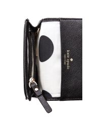 kate spade new york | Black Cedar Street Darla Wallet | Lyst