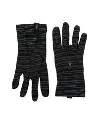 Smartwool | Gray Nts Mid 250 Pattern Glove | Lyst
