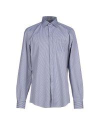 Dolce & Gabbana Blue Shirt for men