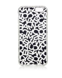 Marc By Marc Jacobs | Black Scrambled Logo Iphone 6 Case | Lyst