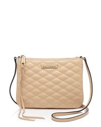 Rebecca Minkoff Brown Crossbody - Bloomingdale'S Exclusive Love Kerry Quilted