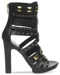 Fergie - Black Bonnie Gladiator Dress Sandals - Lyst