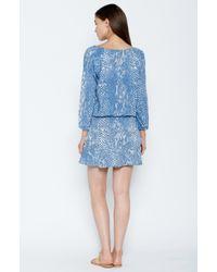 Joie | Blue Arryn B Dress | Lyst