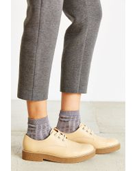 Urban Outfitters Natural Walter Oxford
