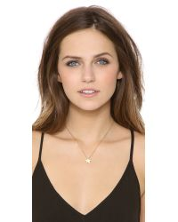 Gorjana - Metallic Shimmy Star Necklace - Lyst