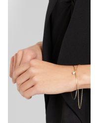Inez & Vinoodh | Metallic 18-karat Gold Pearl Bracelet | Lyst