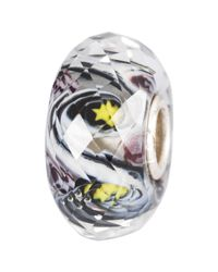 Trollbeads - Multicolor Sterling Silver Hope Faceted Glass Bead - Lyst