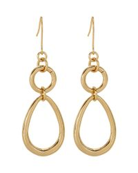 Hobbs - Metallic Lucy Earrings - Lyst