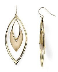 Alexis Bittar | Metallic Orbiting Wire Drop Earrings | Lyst