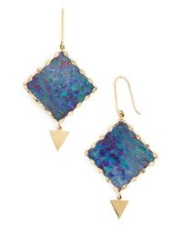 Lana Jewelry | Blue 'riviera - Prix' Drop Earrings | Lyst