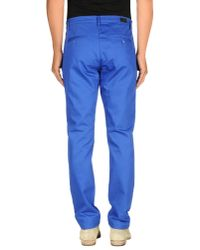 Cheap Monday Blue Denim Trousers for men