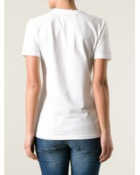 Être Cécile Black Woody Allen T-Shirt