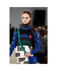 Marc By Marc Jacobs - Blue Top Schooly Jax Messenger Shoulder Bag - Lyst