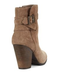 Vince Camuto | Natural Harriet Ankle Boots | Lyst