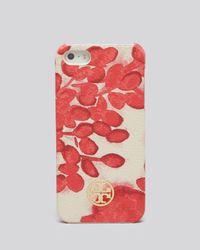 Tory Burch - Pink Iphone 5/5S Case - Kerrington Hardshell - Lyst