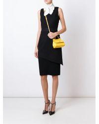 Dolce & Gabbana | Yellow Borsa Mini Miss Sicily | Lyst