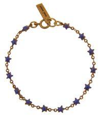 Isabel Marant - Blue Hoshi Star Resin Bracelet - Lyst