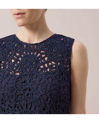 Hobbs | Blue Jessie Dress | Lyst