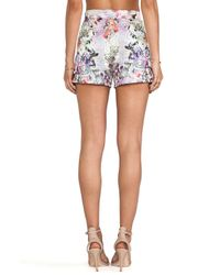 May Multicolor Scout Short