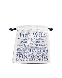 Jack Wills | Metallic Belgrave Silver Alphabet V Charm | Lyst