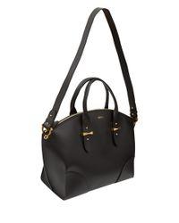 Alexander McQueen - Black Legend Classic Leather Bag - Lyst