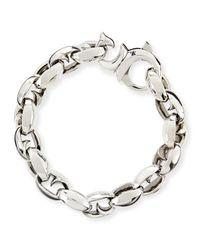 Stephen Webster | Metallic Sterling Thorn Link Bracelet for Men | Lyst