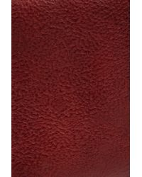 Frye | Red Artisan Wallet Lg | Lyst