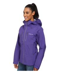 Patagonia - Purple Triolet Jacket - Lyst