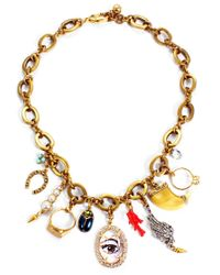 Lulu Frost | Multicolor Traveler Necklace | Lyst