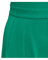 H&M Green Sleeveless Jumpsuit
